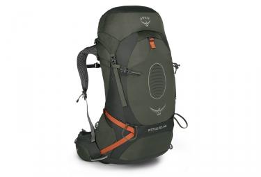 sac de randonnee osprey atmos ag 50 gris vert fonce m