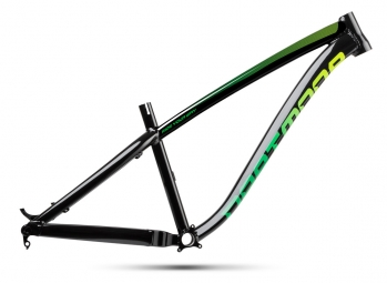 Dartmoor Hornet MTB Frame Black / Green 2017