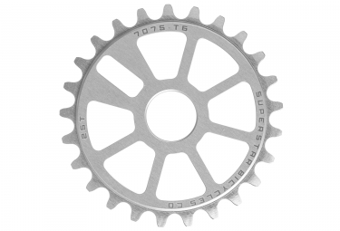 Superstar Sprocket Vega Silver