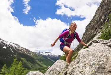 Pack de trekking Osprey Tempest 30 para mujer morado | Alltricks.es