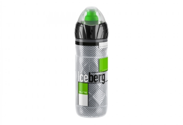 Elite Iceberg Thermo Bottle Green Gray 500ml