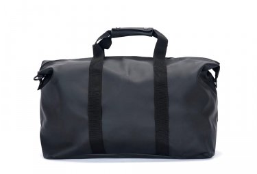 Rains Weekend Travel Bag Black