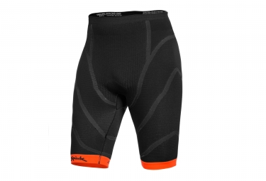 short triathlon spiuk 2017 long distance noir orange xs s