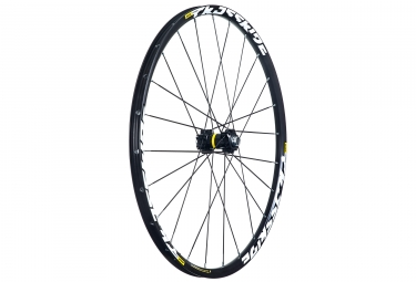 Mavic roue avant crossride 26 15 9 mm 6 trous