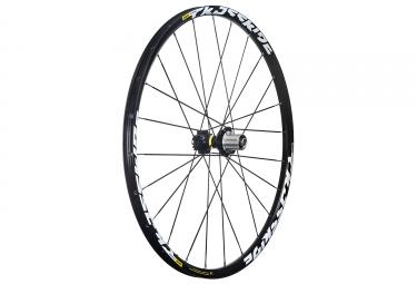 Mavic roue arriere crossride 26 axe 142x12 135x12mm 135x9mm qr corps de roue libre s