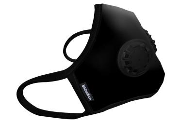 Masque Anti-pollution VOGMASK N99CV2V Noir (2 valves)