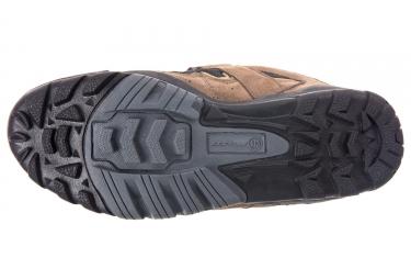 paire de chaussures massi trekking canyon noir 40