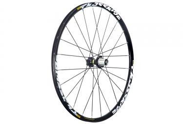Mavic roue arriere crossride 27 5 axe 142x12mm 135x12mm 135x9mm qr shimano sram