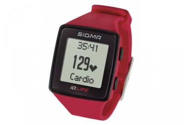 Sigma ID Life Sport Watch Red
