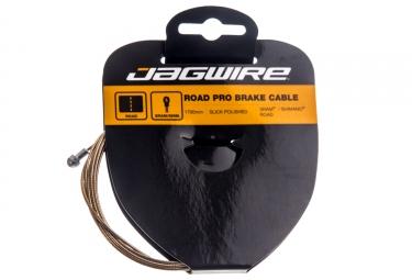 cable de frein route jagwire pro 1 5 x 1700mm