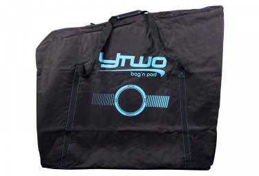 YTWO Travel Bag SOFTRAVEL 29'' Black