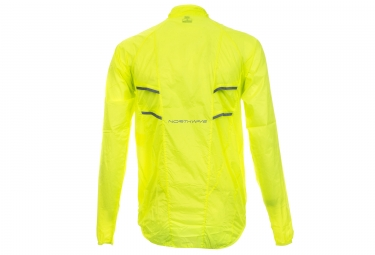 veste manches longues vtt northwave breeze jaune s