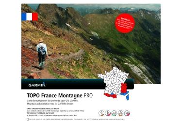 gps garmin gpsmap 64s topo france pro montagne