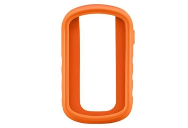 housse de protection silicone garmin etrex touch 25 35 orange