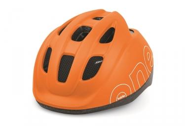 casque enfant bobike one taille xs 46 53 cm 1 a 6 ans orange