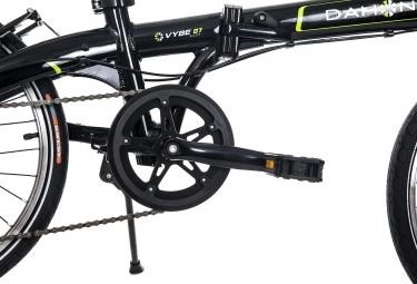 Vélo Pliant Dahon VYBE D7 Shimano Altus 7V Noir