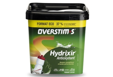 boisson energetique overstims hydrixir antioxydant mojito 3kg