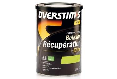 boisson recuperation overstims elite vanille 420g