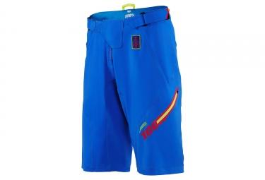Short avec peau 100 airmatic fast times bleu 28