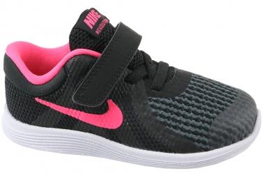 Sneakers enfant nike revolution 4 tdv noir 22