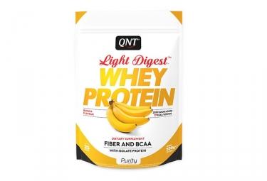 Boisson Proteinée QNT Light Digest Whey 500g Banane