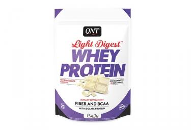 Boisson Proteinée QNT Light Digest Whey 500g Chocolat Blanc