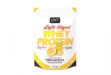 Boisson Proteinée QNT Light Digest Whey 500g Macaron Citron