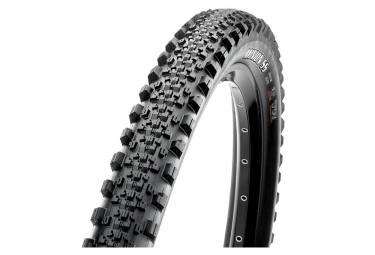 Pneu maxxis minion ss semi slick 27 5 tubeless ready souple dual compound exo protection silkworm 2 30