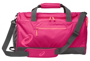 sac de sport asics core rose