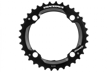 RACE FACE Turbine External Chainring 104mm Black