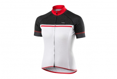 63d85072578f Kalas Passion X7 Women Short Sleeve Jersey White Black Red