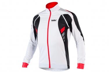 veste convertible kalas w w misssion light titan x6 blanc noir rouge xl