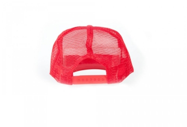 casquette s m bolt trucker rouge