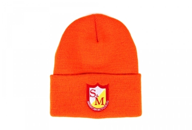 bonnet s m patch orange