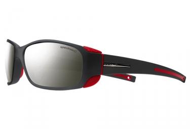Lunettes julbo montebianco spectron 4 noir rouge gris