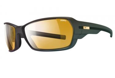 lunettes julbo dirt 2 zebra noir jaune