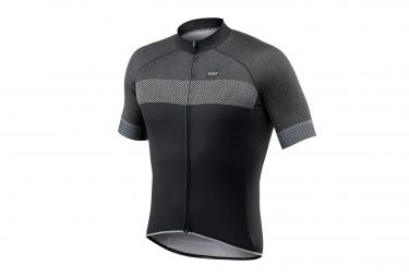 maillot manches courtes kalas passion x7 noir gris xl