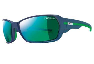 lunettes julbo dirt 2 spectron 3cf bleu vert