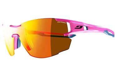 lunettes femme julbo aerolite spectron 3cf rose orange