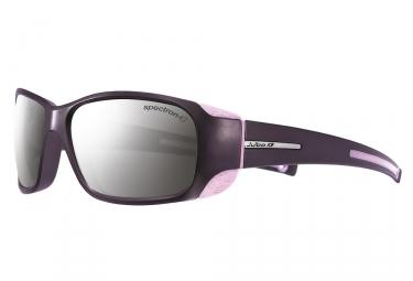 Lunettes julbo monterosa spectron 4 violet gris