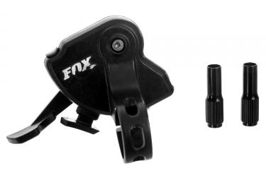 FOX RACING SHOX Commande au Guidon 2 Positions (Double Câble) Haut Droite
