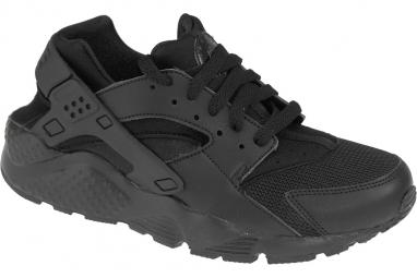 Nike Huarache Run Gs 654275-016 Noir