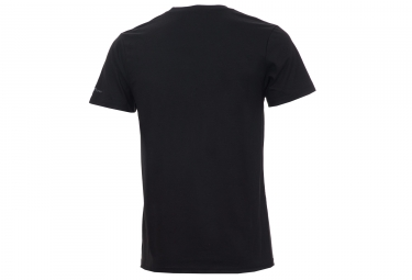 fox tee shirt wide bar tech tee noir s