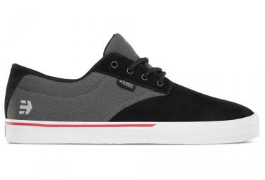 Etnies Jameson Vulc Pair of Shoes Black Dark Grey