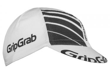 GripGrab Summer Vintage Cap Blanco Negro