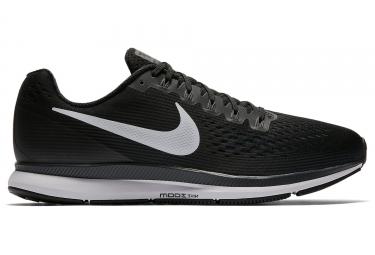 Nike air zoom pegasus 34 noir blanc homme 46