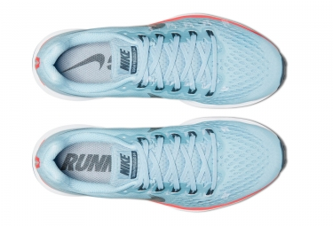 Chaussures de Running Femme Nike Air Zoom Pegasus 34 Bleu / Orange