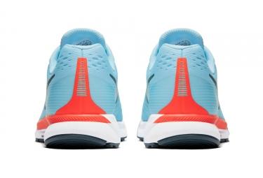 Nike Air Zoom Pegasus 34 Bleu Orange Homme