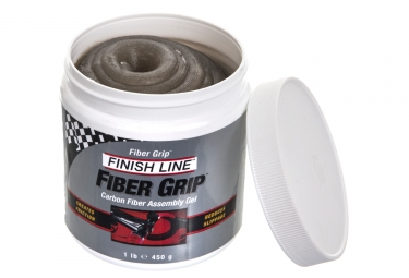 finish line pot de graisse speciale carbone fiber grip 450 grs