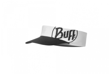 casquette visiere buff r solid blanc